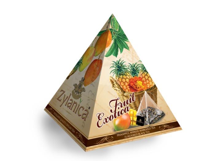Картинка пирамидка чая