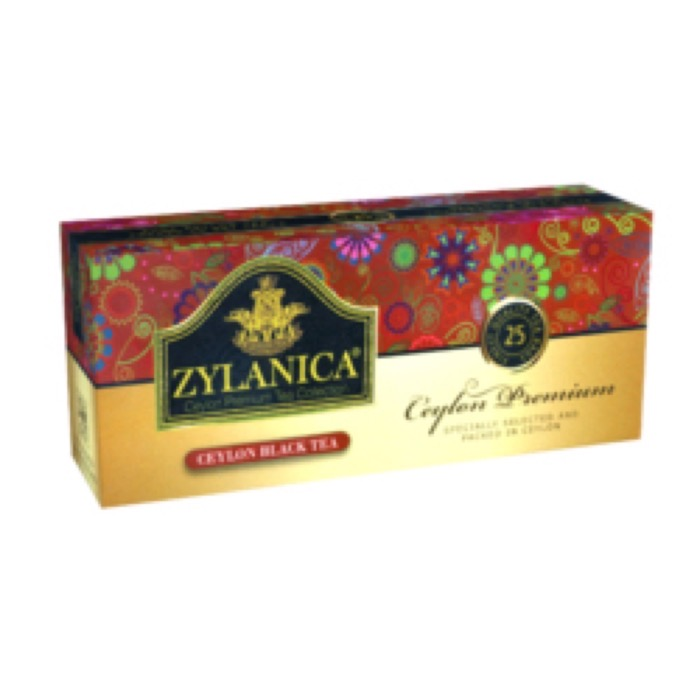 Ceylon Premium Collection черный 25 пак.*2 гр. (12)