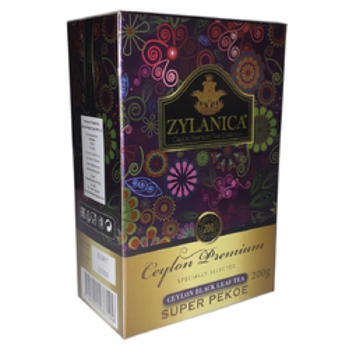 Ceylon Premium Collection Super Pekoe 200 гр. черный, картон (15)