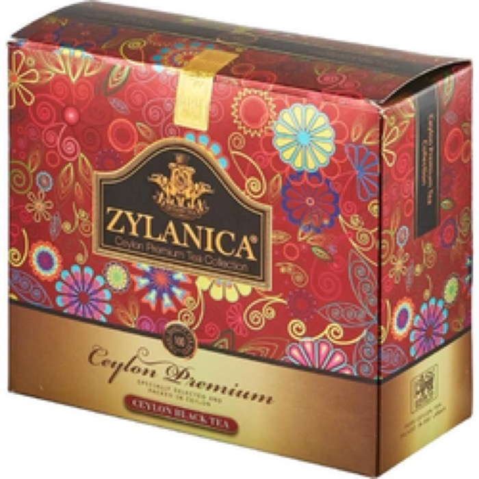 Ceylon Premium Collection черный 100 пак.*2 гр. (12)